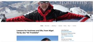 Mr Frostbite